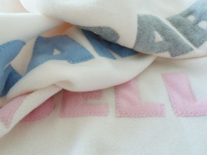Bespoke Fleece Blanket