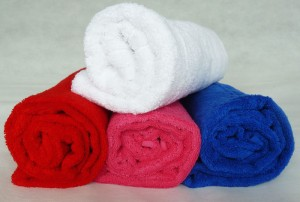 Plain Cotton Towel